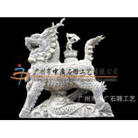 动物雕塑 大理石雕像