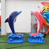 玻璃钢雕塑 卡通雕塑 园林雕塑 -济宁达辉石业
