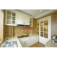 武汉橱柜不锈钢台面定制、不锈钢整体厨柜-武汉斯沃德橱柜