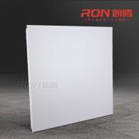 朗騰廠家直銷辦公室吊頂裝飾鋁扣板 鋁天花板600*600