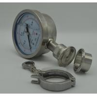 供应W-S-S-501轴向双金属温度计 价格美丽