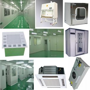 內蒙古包頭凈化工程微生物室潔凈工程無菌室凈化板