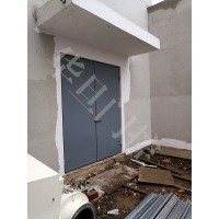 北京车间工作室隔音门、北京空压机房钢质隔音门厂家