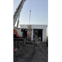 污水廠泵房鋼木大門-按照國標02J611-1門型制作