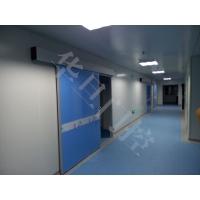 医院手术室专用电动门,脚踏开关电动门