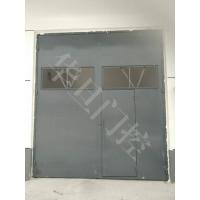 青海高铁叉车库02J611-1钢质门-安徽华旦