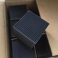 廈門蜂窩活性炭 吸附VOCs 工業廢氣處理