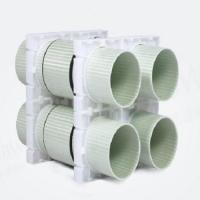 电缆导管DN150拉缠电缆管道厂家价格玻璃钢拉挤管和缠绕管