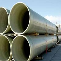 湖南玻璃钢管厂家 脱硫玻璃钢管道 玻璃钢化粪池 排污管道