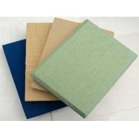 软包吸音板—软包吸音板种类及特性介绍