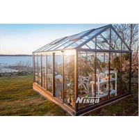 庭院阳光房 玻璃别墅阳光房 绿森高档玻璃房 招代理商