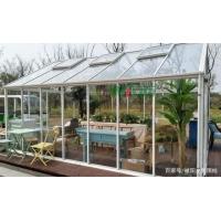 高档阳光房 独立阳光房 欧式风格钢化玻璃屋