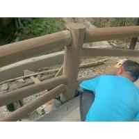 四川仿木欄桿特點及保養防范