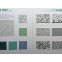 上海PVC地板防静电系列商用片材卷材地板革