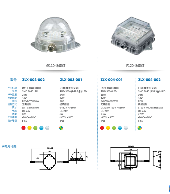 LED像素点光源照明厂