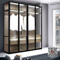 金钛铝业-极简玻璃门系列