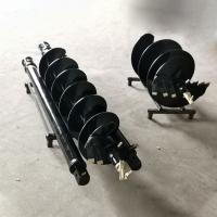 定制螺旋鉆機 挖掘機螺旋鉆機
