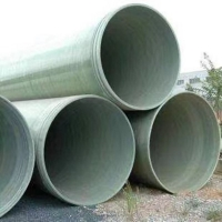 玻璃钢化工通风管道 烟囱管道 耐高温电缆保护管道玻璃钢顶管批