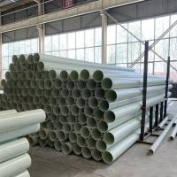 玻璃钢管电力电缆保护管道夹砂管复合穿线管 树脂纤维电力管定制