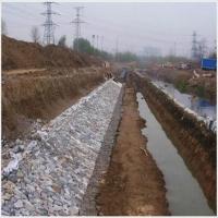 边坡防护生态镀锌河道石笼网,免费拿样,源头直销