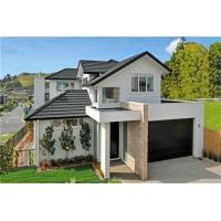西安彩石金屬瓦——高檔小區斜屋面專用瓦