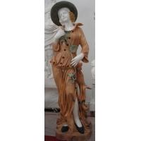 西方人物人物雕像