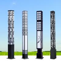 公园都用景观灯  方形3.5米景观灯