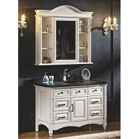 冠军卫浴浴室柜实木柜什麼样式