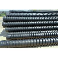缠绕增强管HDPE 排污管b型克拉管DN200sn8