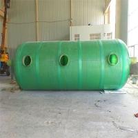 江西玻璃钢化粪池 三格式成品