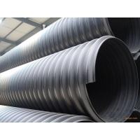 HDPE鋼帶螺旋波紋管 江西運通管業波紋管廠家
