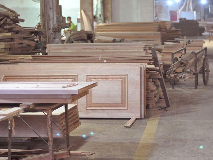 中国家居木制品