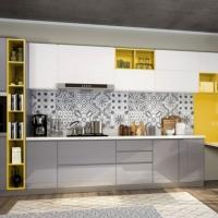 南京百事隆家居-烤漆櫥柜