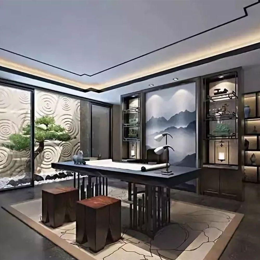 南京百事隆家居-新中式