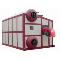 10噸燃油氣飽和蒸汽水管鍋爐