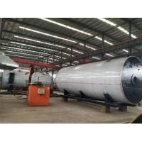 1400KW燃油氣有機熱載體爐_生產參數_A級廠家