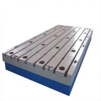 供应铸铁检测平台 机床工作台 划线平台