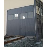 钢木大门-钢大门、仓库钢木大门、厂房钢木门、02j611-1
