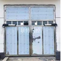 钢制电动保温门,电动平开保温门,电动保温大门