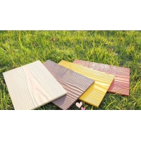 木纹水泥板 纤维水泥外墙挂板