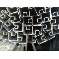 鍍鋅雙面凹槽管規格