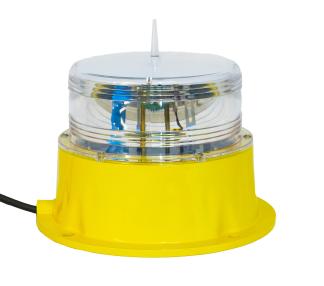 航空障碍灯高端款式烟囱铁塔警示灯220V大桥指示灯