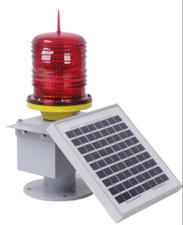 太阳能航空障碍灯 航标灯楼顶航空灯