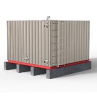 环智ZLS不锈钢冲压肋板水箱