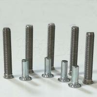 供应压铆螺钉FH,FHS,NFHM2-M8压铆螺钉规格 平圆