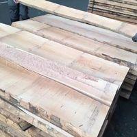 金威木业进口欧洲榉木 毛边板 实木板AB级