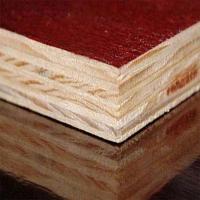 建筑木模板 厚薄均匀  防水性能好 16年厂家