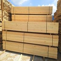 建筑木方工廠生產 花旗松 輻射松 澳松 根根好用 新鮮木材