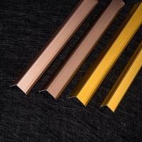 瓷磚護角條廠家批發鋁合金瓷磚陽角線條