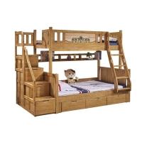 家有兒女家具兒童實木床192-2踏步床